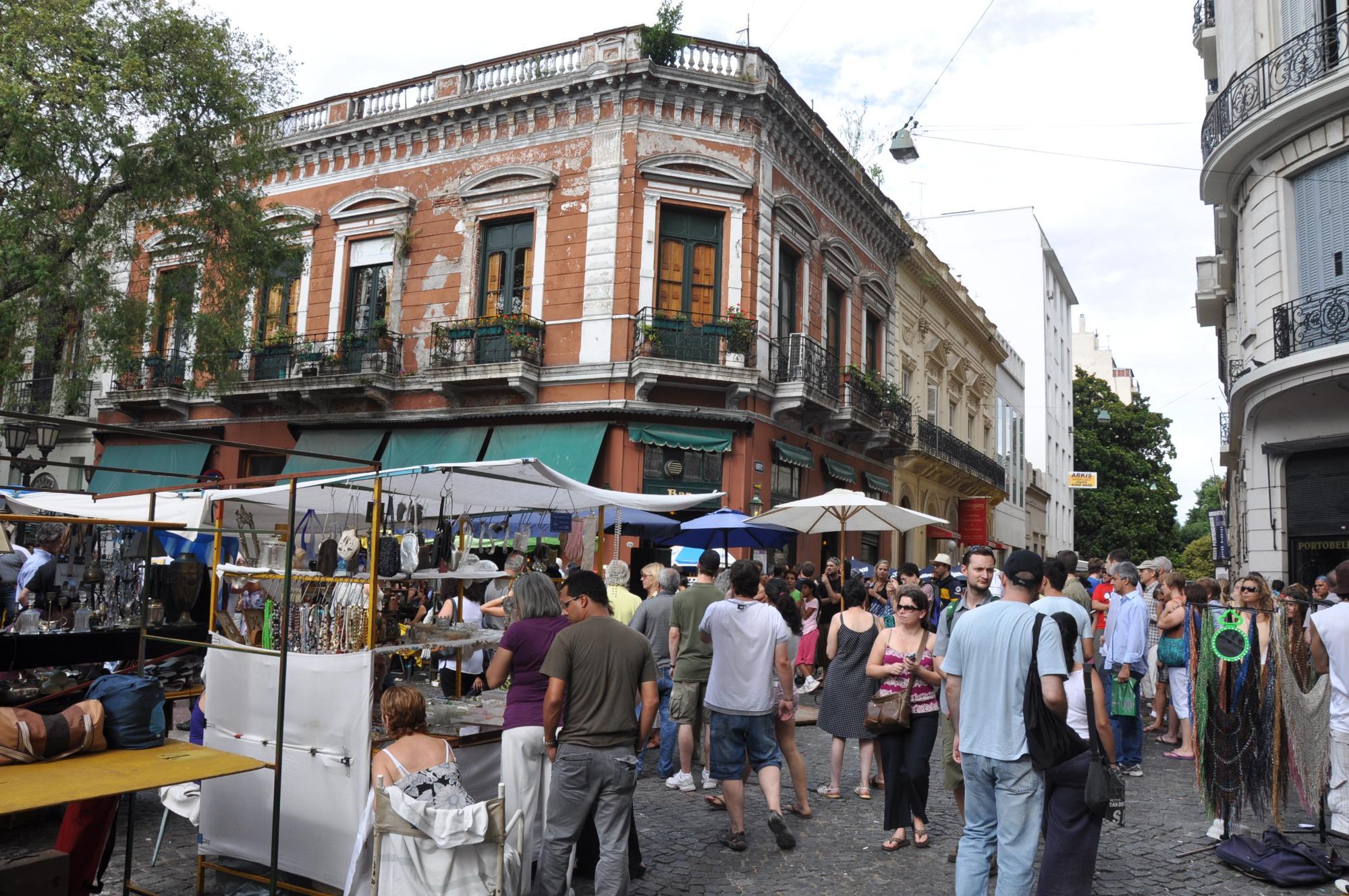 Barrios De La Ciudad San Telmo